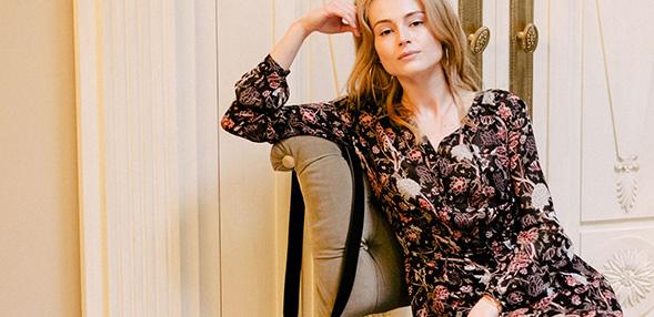 Duga haljina, neodoljivi look